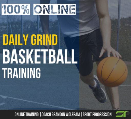 Daily Grind Online Basketball Training Program