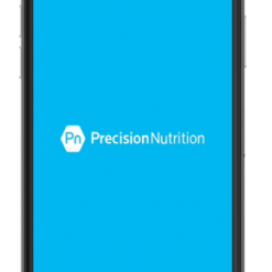 Precision Nutrition coaching program