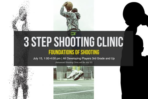 2021 Shooting Clinic Focusing on Fundamentals of Shooting