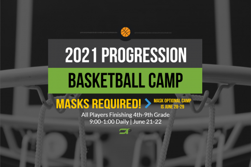 2021 Summer Basketball Camp in El Paso, Masks Required